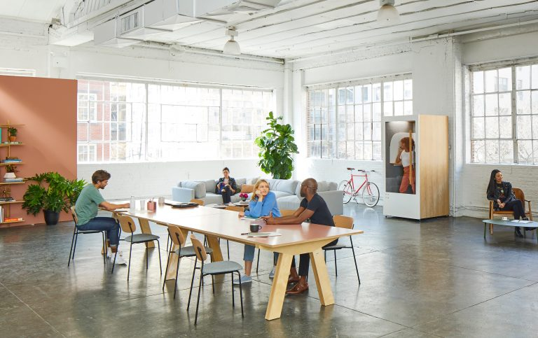 Startup employees